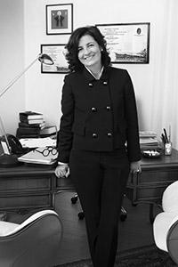 Lawyer Grazia Ofelia Cesaro