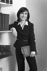 Lawyer Anna Omodeo Salé